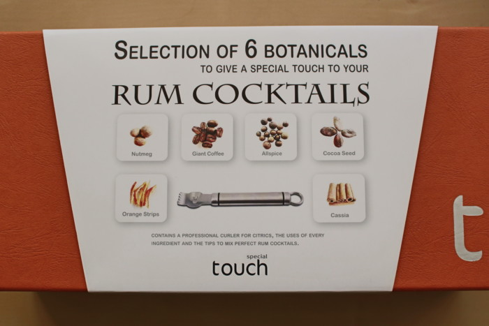 Dress Up Your Fall Cocktail Recipe Featuring The Spice Lab Toppers Rhum
