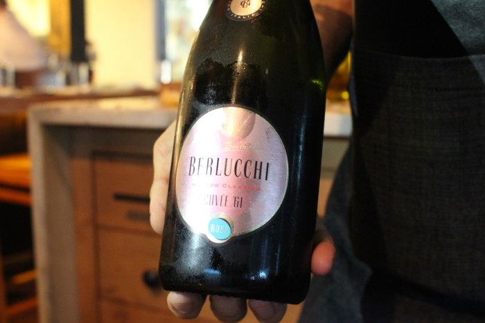 Colletta Alpharetta Berlucchi Rose Wine