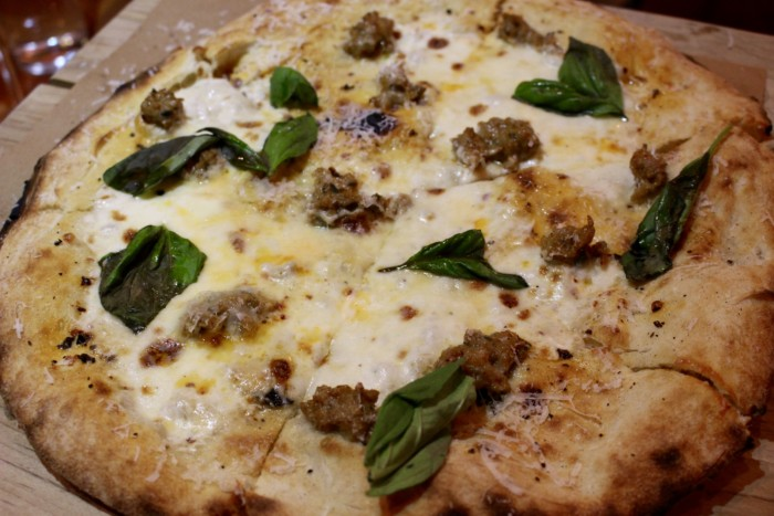Colletta Alpharetta Sausage Pizza