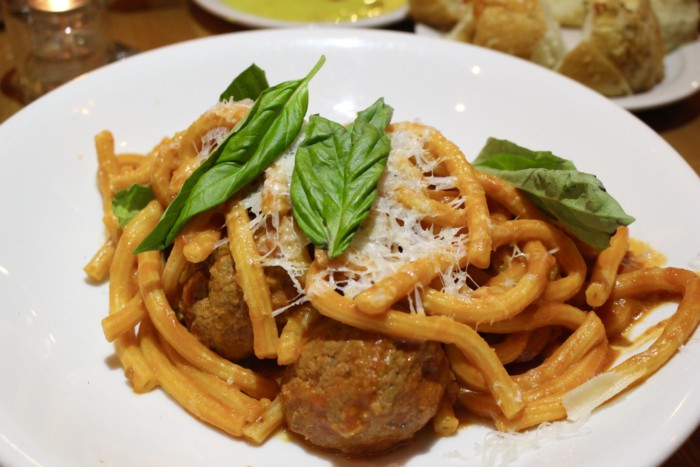 Colletta Alpharetta Spaghetti and Meatballs