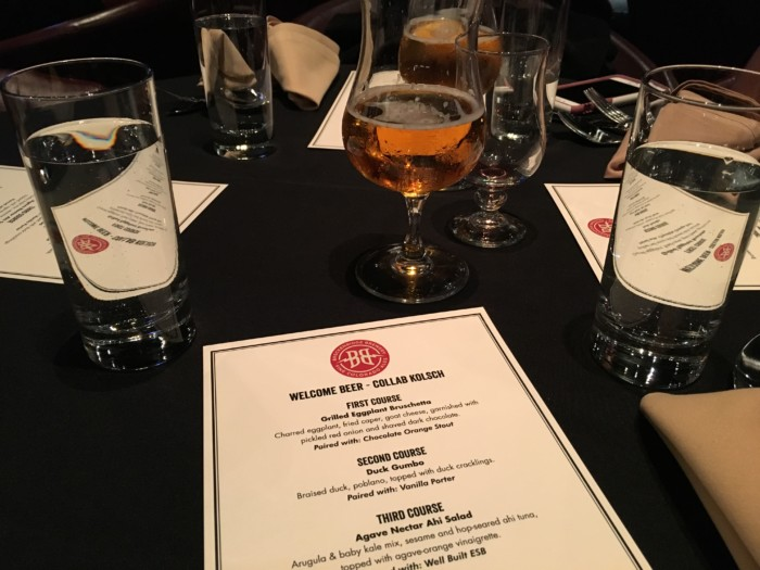 GA Chapter Room Beer Dinner | Reasons You Should Go