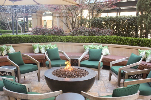 3 Best Patios In Atlanta With Fire Pits/Fireplaces   Atlas Inside Of The St  ...