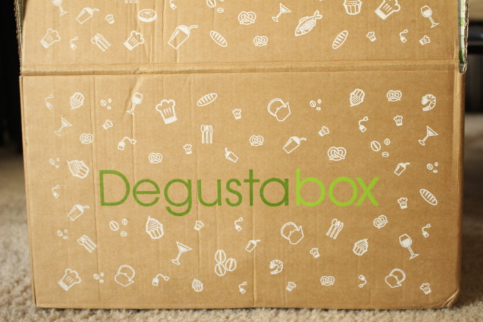 Degustabox Monthly Food Subscription Service
