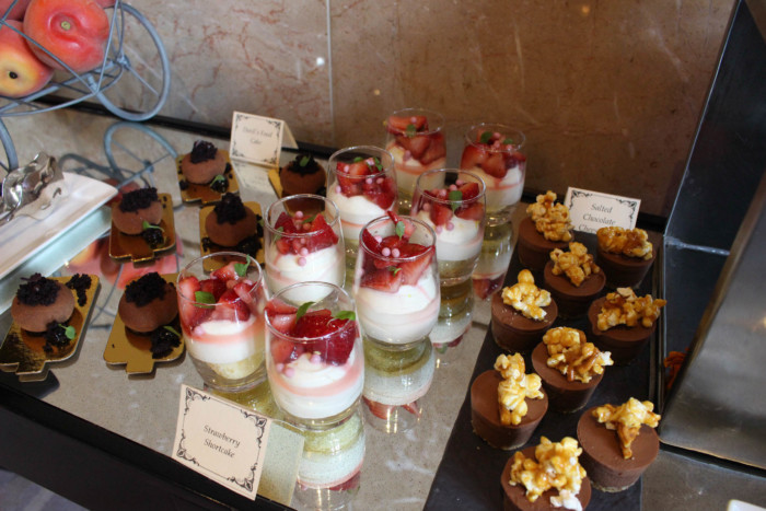 Brunch Buffet at Park 75 at The Four Seasons Hotel